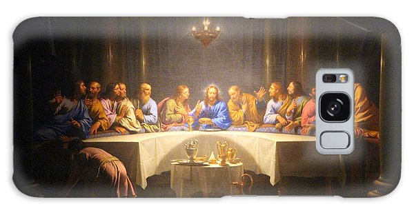 Last Supper Meeting Galaxy Case