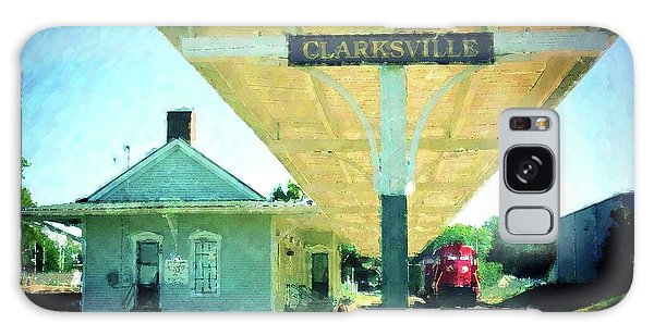 Last Train To Clarksville Galaxy Case