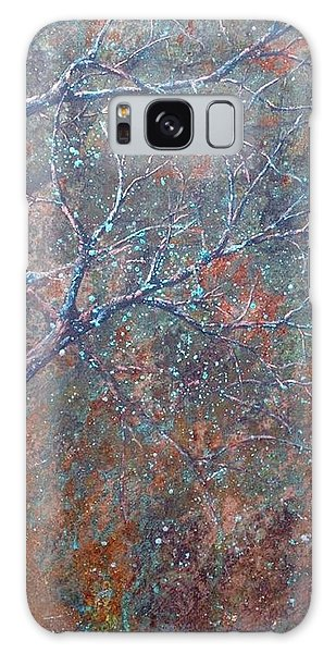Late Autumn Galaxy Case by T Fry-Green
