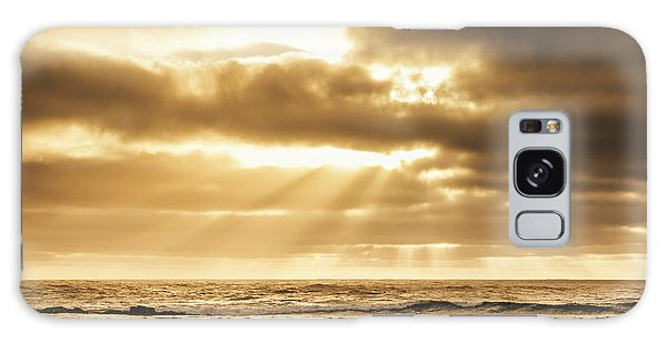 West Bay Galaxy Case - Late Day Rays by Jorgo Photography - Wall Art Gallery