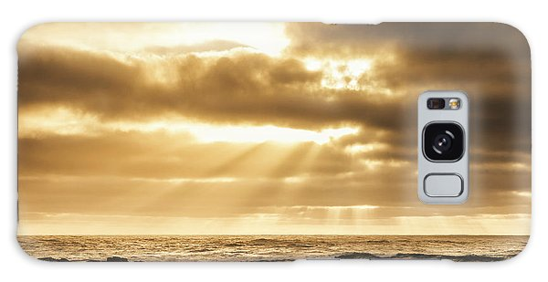 Cloudscape Galaxy Case - Late Day Rays by Jorgo Photography - Wall Art Gallery