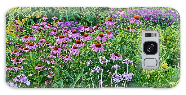 Late July Garden 2 Galaxy Case