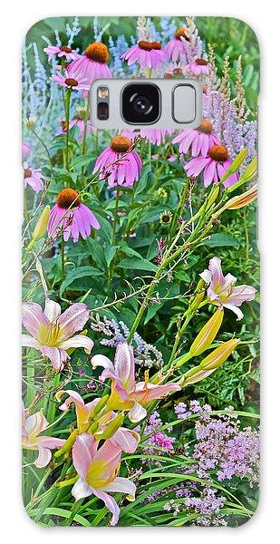 Late July Garden 3 Galaxy Case