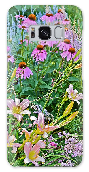 Late July Garden 3 Galaxy Case