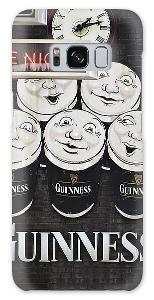 Late Night Guinness Limerick Ireland Galaxy Case