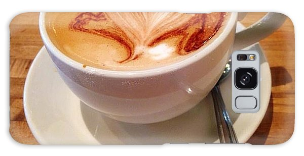 Latte Love Galaxy Case by Susan Garren