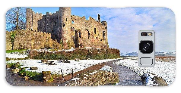 Laugharne Castle 2 Galaxy Case