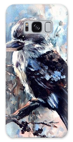 Laughing Kookaburra Galaxy Case