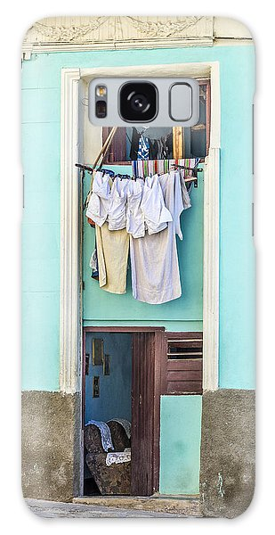Laundry Day Galaxy Case