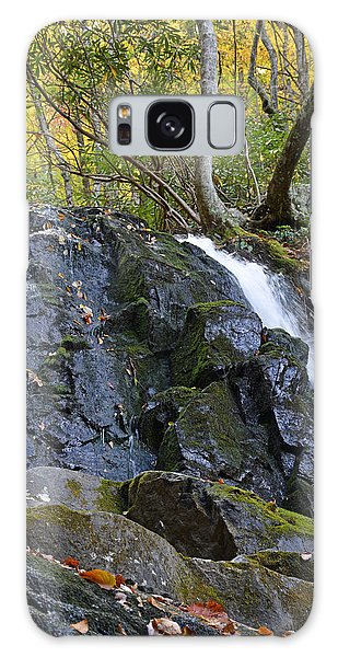 Laurel Falls Great Smoky Mountains National Park Galaxy Case