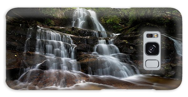 Laurel Falls Great Smoky Mountains Tennessee Galaxy Case