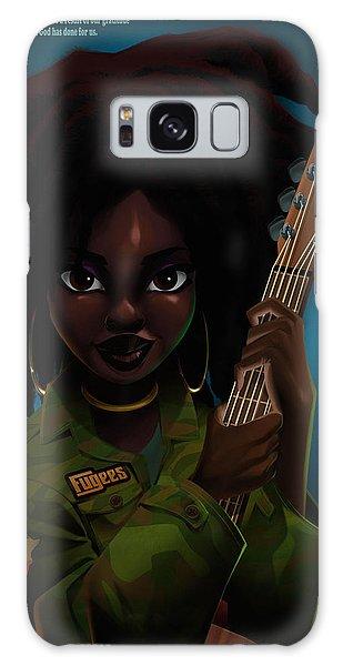 Lauryn Hill Galaxy Case