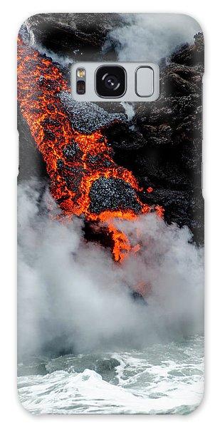 Lava Train Galaxy Case