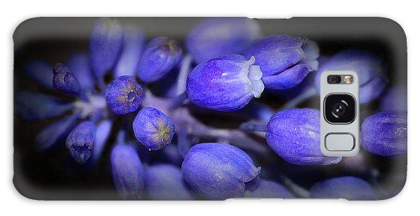 Lavendar Blue Galaxy Case by Kim Henderson