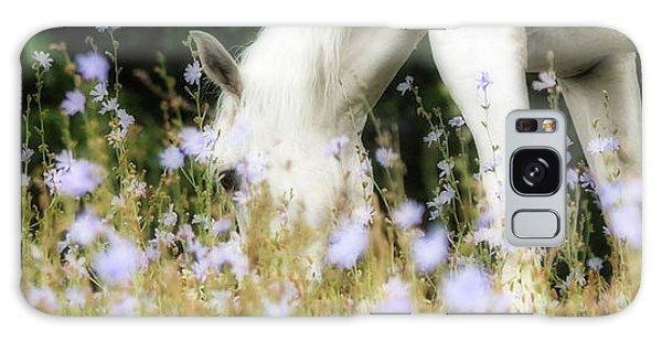 Lavender Dreams Galaxy Case