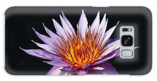 Lavender Fire 1 Galaxy Case