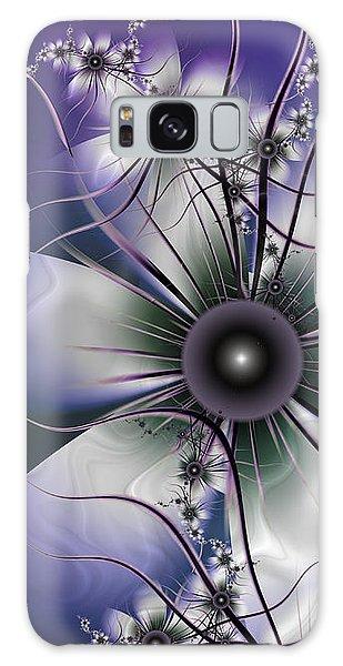 Lavender Glow Galaxy Case