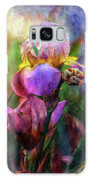 Lavender Iris Impression 0056 Idp_2 Galaxy Case