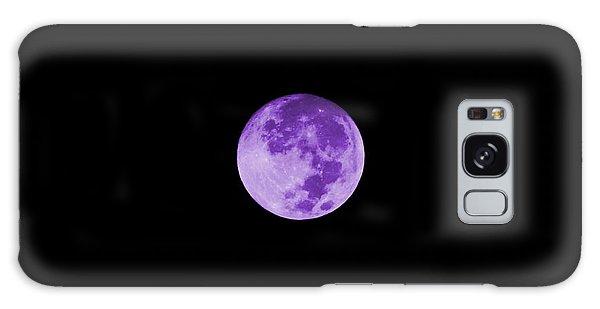 Lavender Moon Galaxy Case