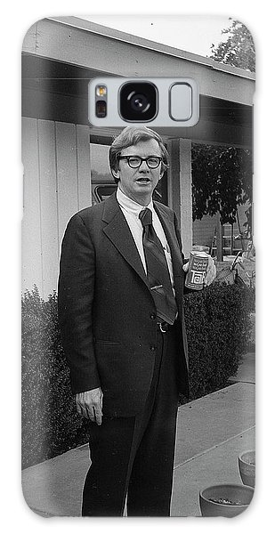 Lawyer With Can Of Tab, 1971 Galaxy Case