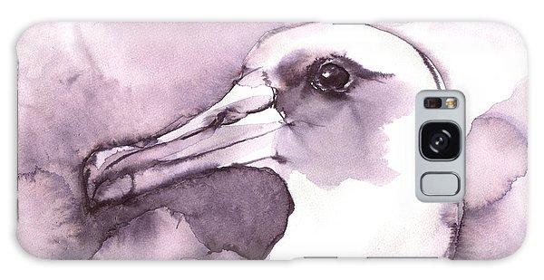 Laysan Albatross Galaxy Case