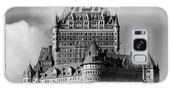 Quebec City Galaxy Case - Le Chateau Frontenac - Quebec City by Juergen Weiss