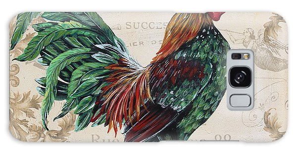 Wall Paper Galaxy Case - Le Coq-jp3087 by Jean Plout