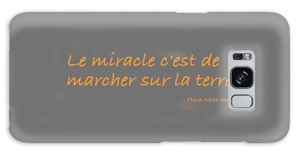 Le Miracle Galaxy Case by Julie Niemela