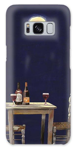 Glass Galaxy Case - Le Ombre Della Luna by Guido Borelli