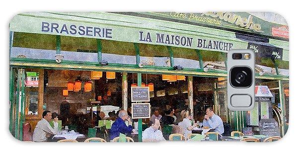 Le Paris Maison Galaxy Case