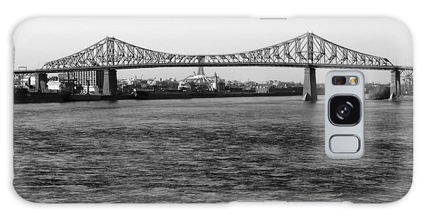 Le Pont Jacques Cartier Galaxy Case by Robert Knight