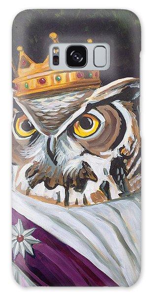 Le Royal Owl Galaxy Case