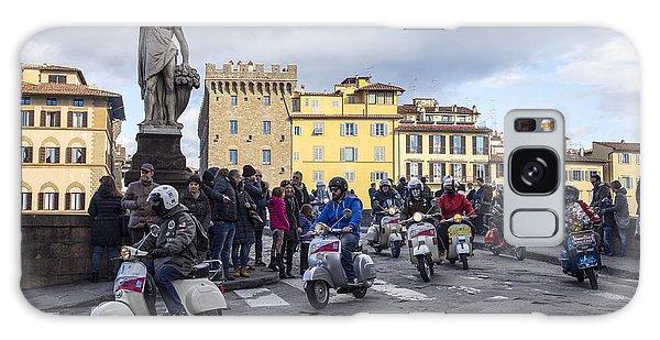 Vespe Di Firenze Galaxy Case by Sonny Marcyan