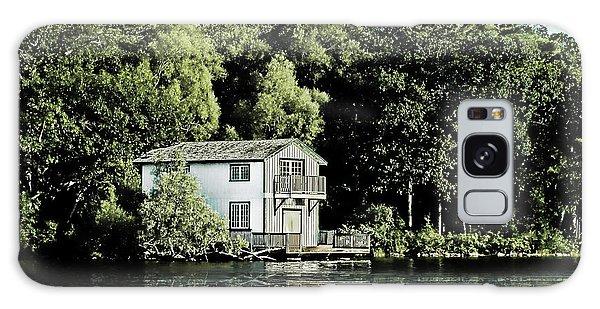 Leacock Boathouse Galaxy Case