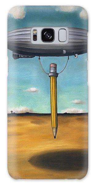 Lead Zeppelin Galaxy Case by Leah Saulnier The Painting Maniac