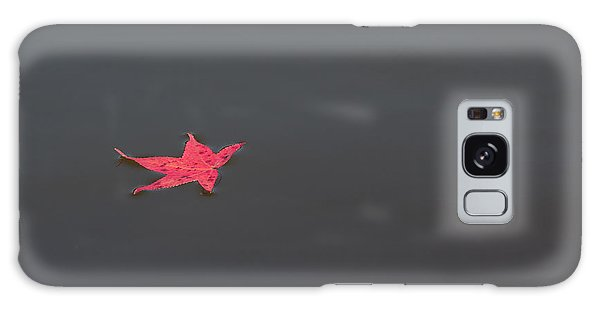 Leaf Alone Galaxy Case