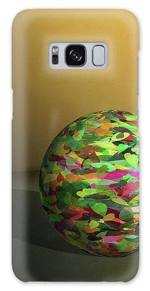 Leaf Ball -  Galaxy Case