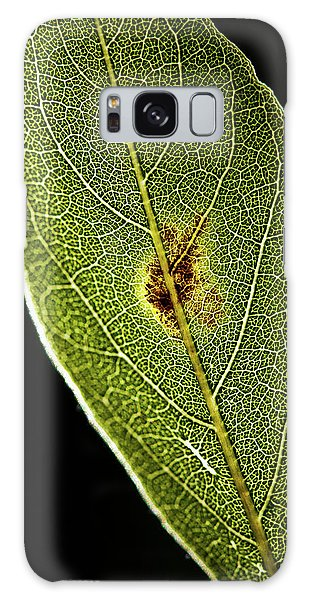 Leaf Galaxy Case