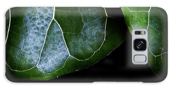 Leaf Galaxy Case