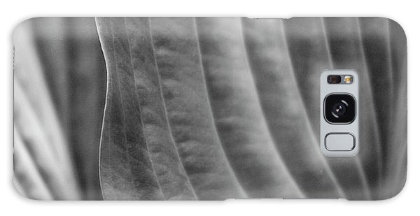 Leaf - Edgy Path Galaxy Case by Ben and Raisa Gertsberg
