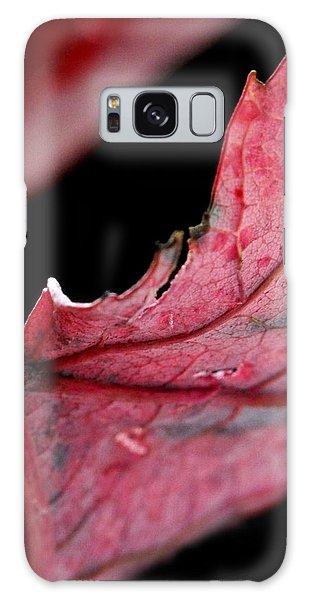Leaf Study I Galaxy Case