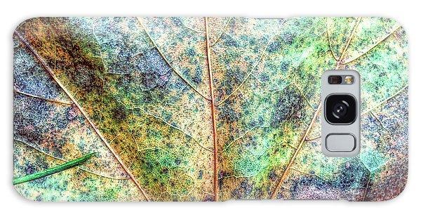 Leaf Terrain Galaxy Case by Todd Breitling