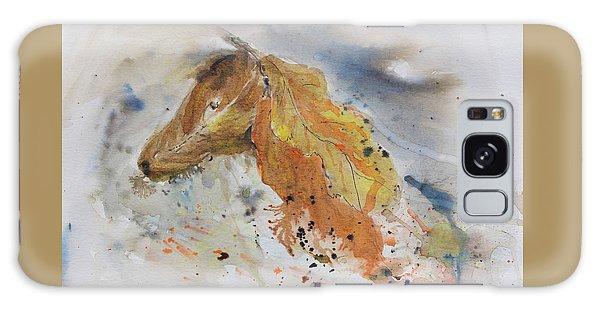 Leafy Horse Galaxy Case