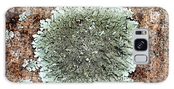 Leafy Lichen Galaxy Case