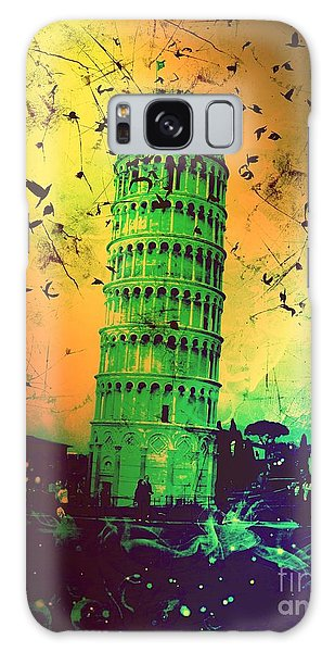 Leaning Tower Of Pisa 32 Galaxy Case