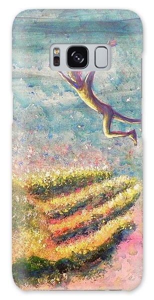 Leap Of Faith Galaxy Case