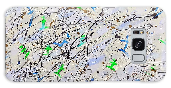 Leap Galaxy Case by Patrick Morgan