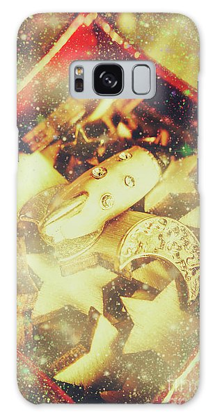 Magician Galaxy S8 Case - Learning The Magic Of Stars And Space by Jorgo Photography - Wall Art Gallery