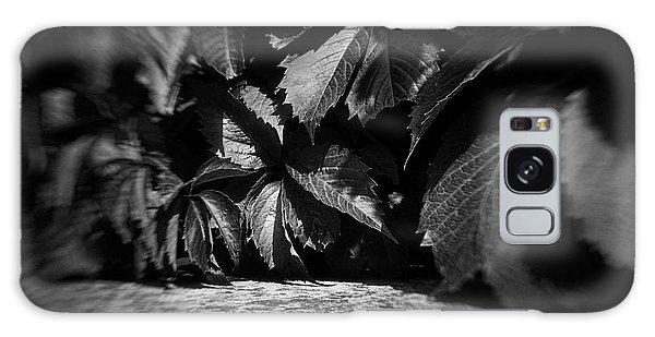 Leaves #9671 Galaxy Case