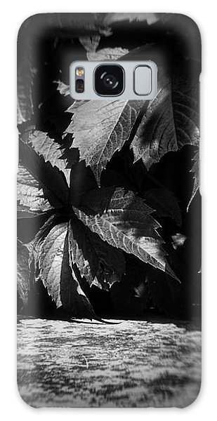 Leaves #9671 Galaxy Case